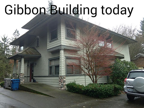 Gibbon Building Today