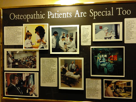 Osteopatic Patients Are Special Too