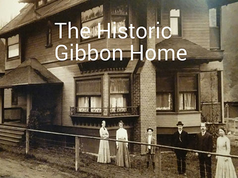 The Historic Gibbon Home